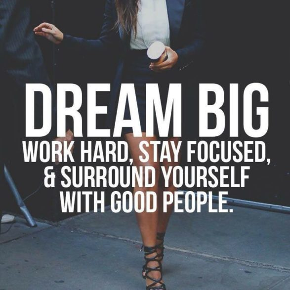 How to Stay Focused on Your Dreams-Your OwnBusiness
