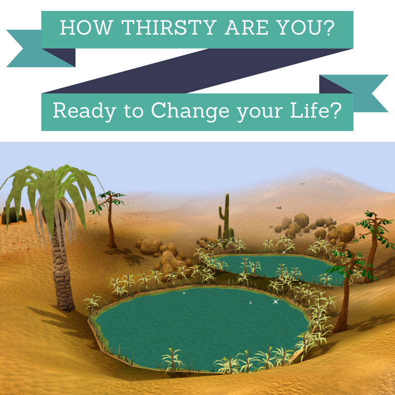 Make Your Ads Look Like An Oasis In TheDesert