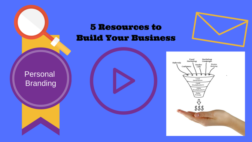 5 Resources to Build Your Business