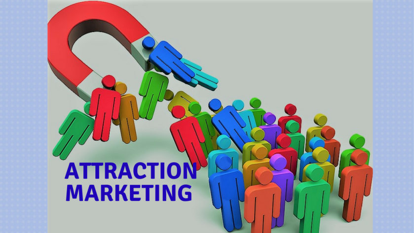 Learn Attraction Marketing