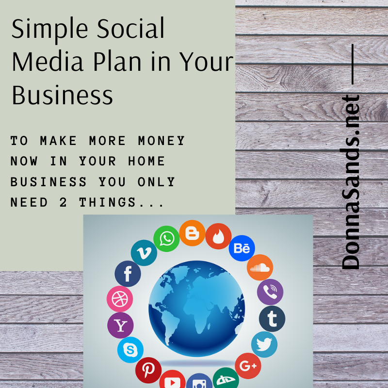 How A Simple Social Media Plan Can Grow Your Business Fast