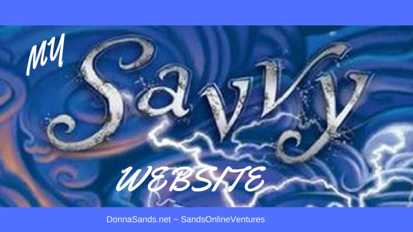 Savvy Website