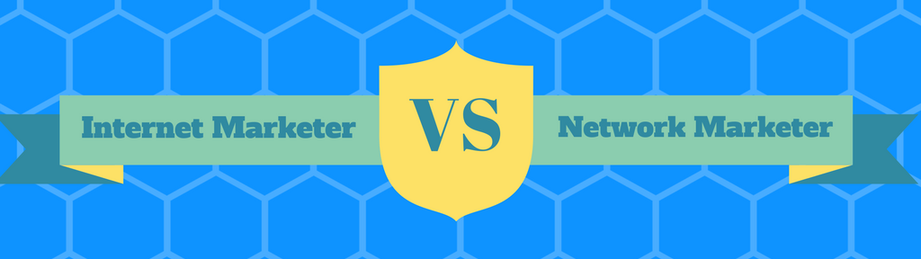 [Video] Network Marketer VS Internet Marketer